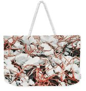 The Earthquake Worms Weekender Tote Bag