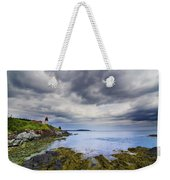 The Eastern Most Point In The U.s.a  Weekender Tote Bag by Mircea Costina Photography