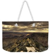 The Eastern Rim Of The Grand Canyon Weekender Tote Bag