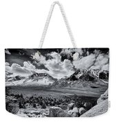 The Eastern Sierra Weekender Tote Bag