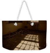 The Echo Of Emptiness Weekender Tote Bag