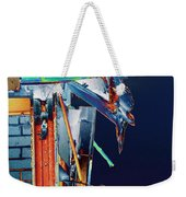 The Edge Of Glory Weekender Tote Bag