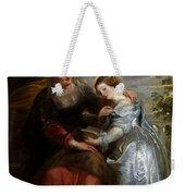 The Education Of The Virgin Weekender Tote Bag