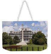 The Eisenhower Executive Office Building Weekender Tote Bag