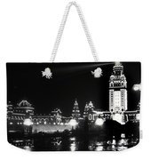 The Electric Tower Pan American Exposition Buffalo New York 1901 Weekender Tote Bag