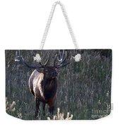 The Elegant Elk Weekender Tote Bag