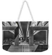 The Elevated Freeway Weekender Tote Bag