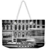 The Elevated Weekender Tote Bag by Scott Norris