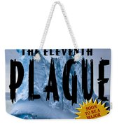 The Eleventh Plague Bookcover Weekender Tote Bag