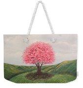 The Elysian Fields Weekender Tote Bag