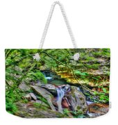 The Emerald Forest 14 Weekender Tote Bag