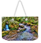 The Emerald Forest 2 Weekender Tote Bag