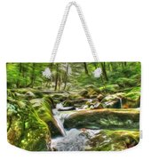 The Emerald Forest 3 Weekender Tote Bag