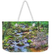 The Emerald Forest 6 Weekender Tote Bag