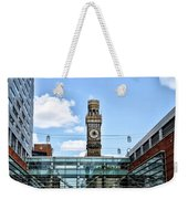 The Emerson Bromo-seltzer Tower Weekender Tote Bag