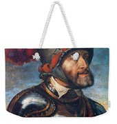 The Emperor Charles V Weekender Tote Bag