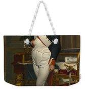 The Emperor Napoleon In His Study Weekender Tote Bag