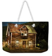 The Empty House Weekender Tote Bag