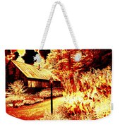 When The World Burns  Weekender Tote Bag