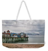 The End Of The Season Weekender Tote Bag by Guy Whiteley