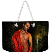 The End Of The Story  Weekender Tote Bag by Mark Ashkenazi