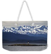 The End Of The World... Weekender Tote Bag