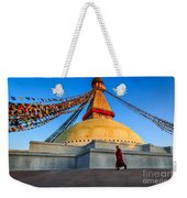 The Endless Search For Eternity Weekender Tote Bag