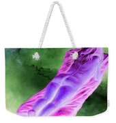 The Enigma Of Books Catches Weekender Tote Bag