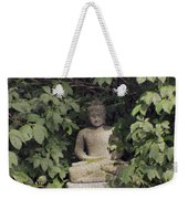 The Enlightened One Weekender Tote Bag