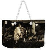 The Entertainers  Weekender Tote Bag