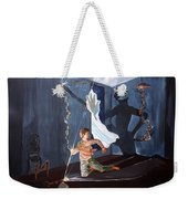 The Entity Of Fear Weekender Tote Bag