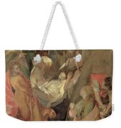 The Entombment Of Christ Weekender Tote Bag