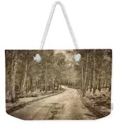 The Entrance Of The Great Forest Weekender Tote Bag
