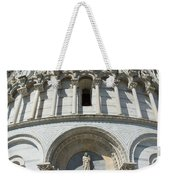 The Entrance To The Baptistery In Pisa  Weekender Tote Bag
