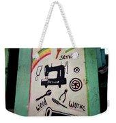 The Entrepreneur Weekender Tote Bag