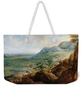 The Escorial, From A Foothill Weekender Tote Bag