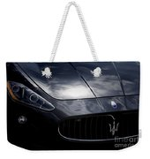 The Essence Of Maserati Weekender Tote Bag