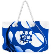 The Eternal Glass Blue Weekender Tote Bag