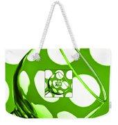 The Eternal Glass Green Weekender Tote Bag