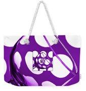 The Eternal Glass Purple Weekender Tote Bag