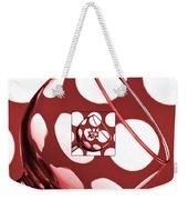 The Eternal Glass Red Weekender Tote Bag