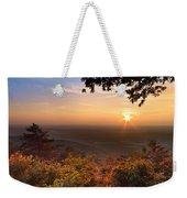 The Evening Star Weekender Tote Bag