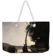 The Evening Star Weekender Tote Bag