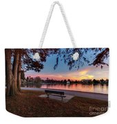 The Evening View Revisited Weekender Tote Bag
