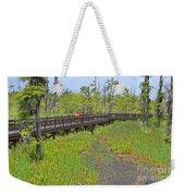 The Everglades Of Texas Weekender Tote Bag