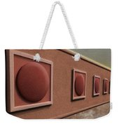 The Exhibition Weekender Tote Bag