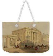 The Exterior Of Apsley House, 1853 Weekender Tote Bag
