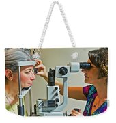The Eye Doctor Weekender Tote Bag