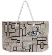 The Eye Of Big Brother Weekender Tote Bag