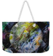 The Eye Of Silence Weekender Tote Bag